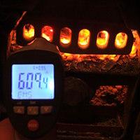 Infrahőmérő teszt