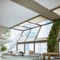 Házilag felszerelhető modern árnyékoló