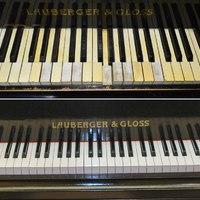 Zongoraépítés: Billentyűzet felújítása
