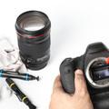Tükrös kamerák tisztítása házilag