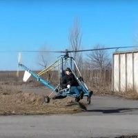 Helikopter házilag és más csodák