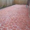 Ötletes barkácspraktikák (26.): Stencilezett beton