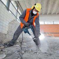 Falrészek és beton bontása