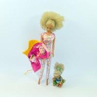 Barbie baba testméretek