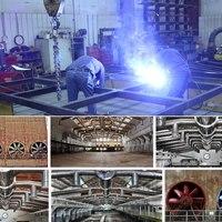 Ipari szívás: szellőztető rendszerek