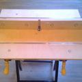 Maróasztal felsőmaróhoz