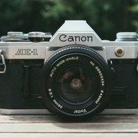 Ipari művészet: fényképezőgépek
