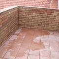 Hidegburkolás: új burkolat a teraszra