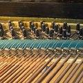 Zongoraépítés: Több húron pendülve