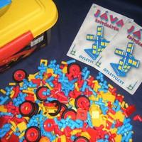Gyermeknapra gyúrva: építőjátékok