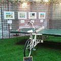 Pingpongasztal-bicikli
