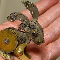 Újrahasznosítva: mechanikus órák