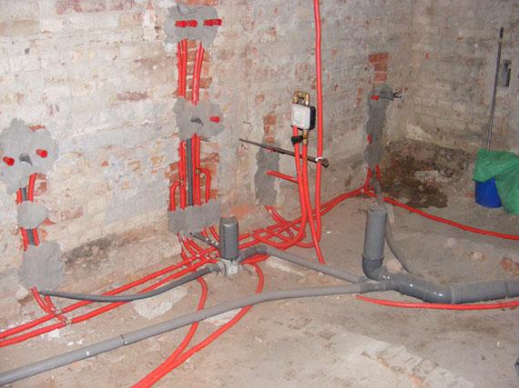 Fürdőszoba vízvezeték szerelés házilag