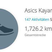 Asics gel-kayano 23/24 - cipőteszt