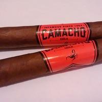 Camacho Bold Corojo Robusto - Robi véleménye