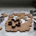 Fűszeres karácsonyi kekszek