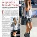 Sara Carbonero - Semana magazin 09.21.