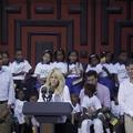 Shakira jótékonysági erőfeszítéseit az amerikai elnök is támogatja