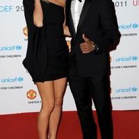 Patrice és Sandra Evra - United for UNICEF Gála