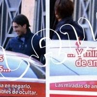 Sergio Ramos és Lara Álvarez - In Touch magazin 02.29.