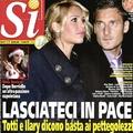 A Totti házaspár - Si magazin 12.22.