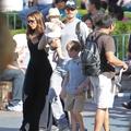 A Beckham család Disneylandben