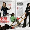 Barbara Berlusconi - Gente magazin 03.13.