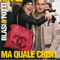 Totti és Ilary - Chi magazin 12.14.