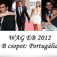 WAG EB 2012, B csoport: Portugália