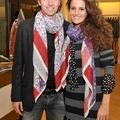 Montolivo és Cristina  Michele Negri rendezvényen