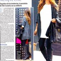 Sara Carbonero - Semana magazin