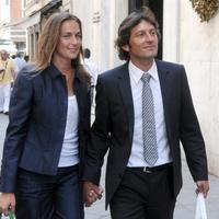 Az Inter edzője negyedszer is apa lesz