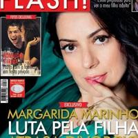 Ronaldo és Irina a Flash! címlapján