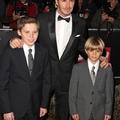 A Beckham fiúk - The Sun Military Awards 2011