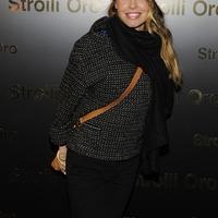 Ilary Blasi az új Stroili Oro üzlet megnyitóján