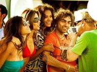 Alessia Ventura egy videoklipben szerepelt