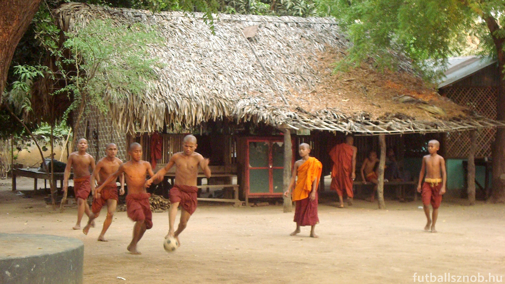 Barátságos (Nyaungshwe, Mianmar)