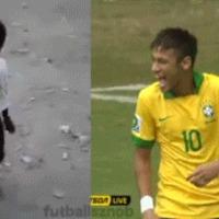Neymar és a klambó