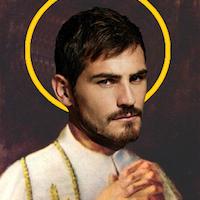 Casillas zsebkendőnek nézte a kissrácot