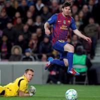 Lionel Messi 234