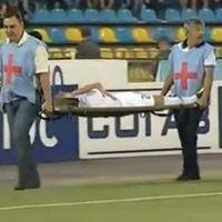 BREAKING NEWS! - Eltört a válla a Futballsznob sztárjának