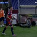 Ritka jól felépített poén lett a Genoa bedobásából a Juve elleni bajnokin