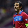Buffon nem ünnepelt, dühöngött