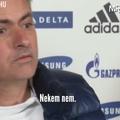 Mourinho porrá gyalázta Wengert (magyar felirattal!)