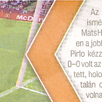 Instant elemzés:   Olaszország – Németország 2-1