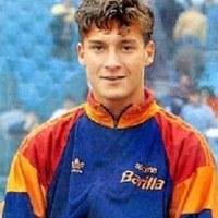 Neymart és Götzét még szoptatták, Totti már bajnokit játszott
