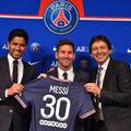 Lionel Messi Párizsban kötött ki