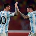 Veretlen szériában az argentin válogatott
