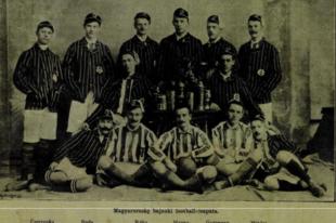 """Az első bajnokok - Skrabák, a """"kapitány"""""""