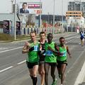 Utolsó pillanatok a Rotterdami maraton előtt a profiknál